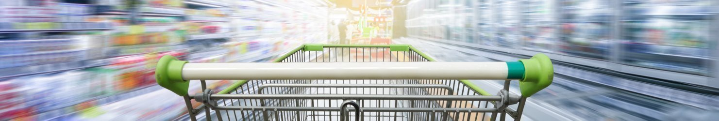 Give Yourself Plenty of Time to Set up a Shopping Cart