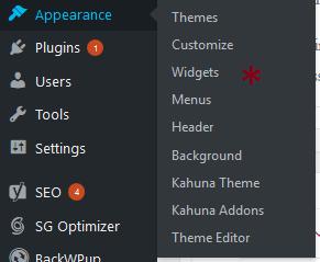 The Very Flexible WordPress Sidebar