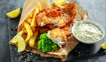 On Fish and Chips and Recipe Blogs: Where's the Fish?