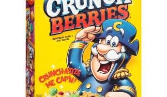 Food Stories: Captain Crunch for Christmas